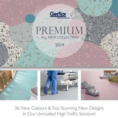 AU Premium Flooring Magazine Ad