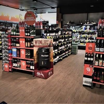 BWS Shepparton Gerflor Retail Flooring