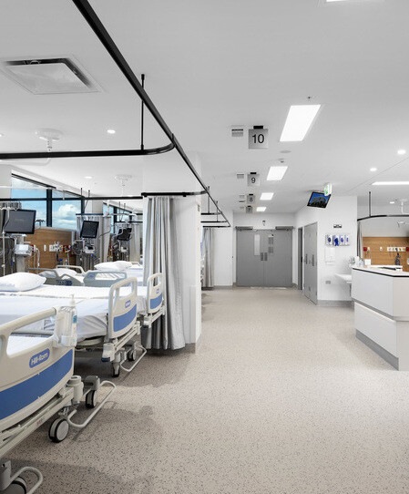 thumbnail: Wollongong Private Hospital, NSW
