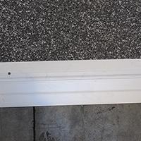 Aluminium profile Loose Lay 5-6 mm